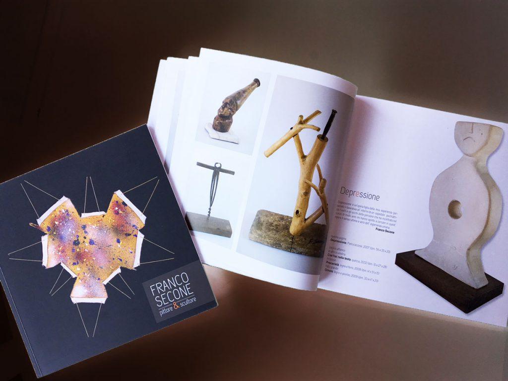 Agenzia di comunicazione cataloghi d'arte Pescara