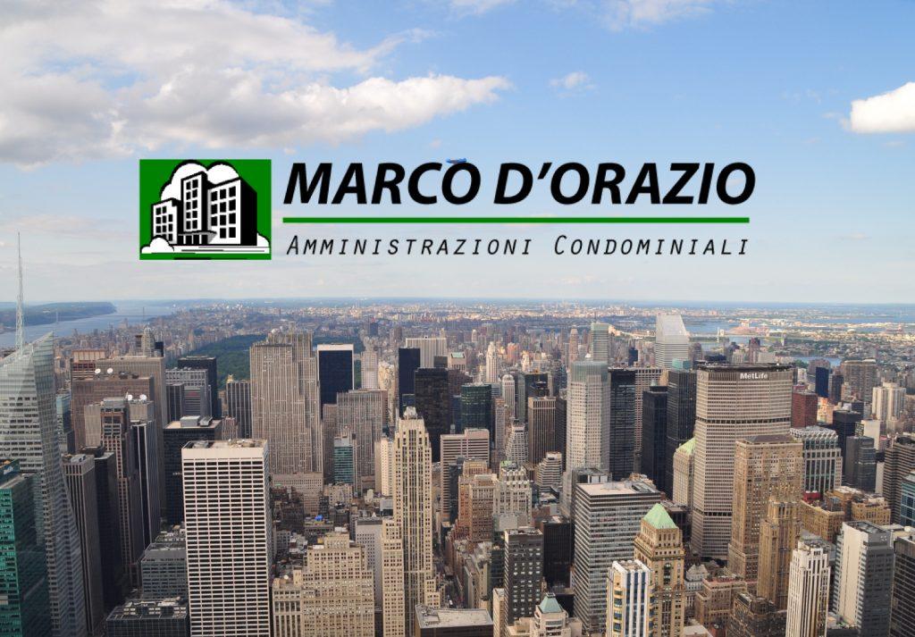 Marco D'Orazio Amministratore di condomini